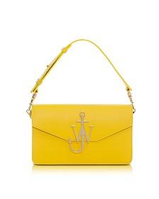 Yellow Logo Purse - JW Anderson