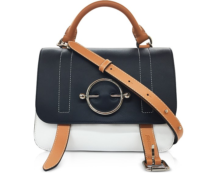 Ocean Disc Satchel Bag - JW Anderson