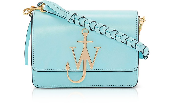 Anchor Logo Bag w/Braided Strap - JW Anderson