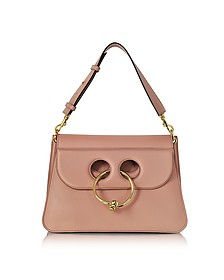 Dusty Rose Medium Pierce Bag - J.W. Anderson