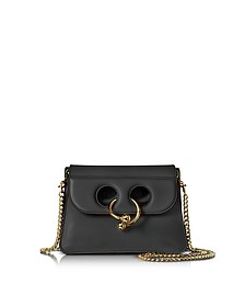 Black Mini Pierce Bag - JW Anderson