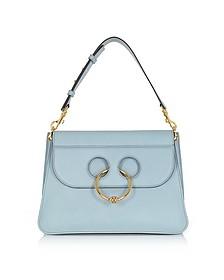 Dusty Blue Medium Pierce Bag - JW Anderson