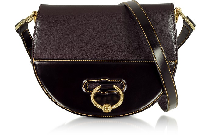 Latch Bag Borsa in Pelle con Tracolla  - JW Anderson