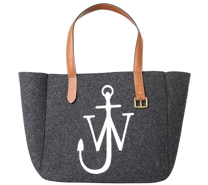 Tote Bag With Belt - JW Anderson