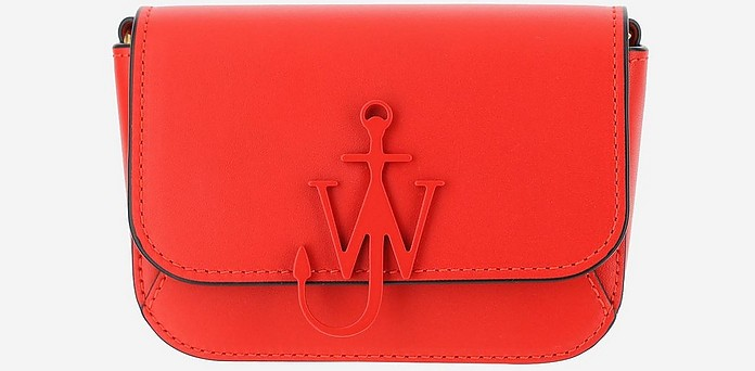 Red Anchor Nano Bag - JW Anderson