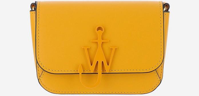 Yellow Anchor Nano Bag - JW Anderson