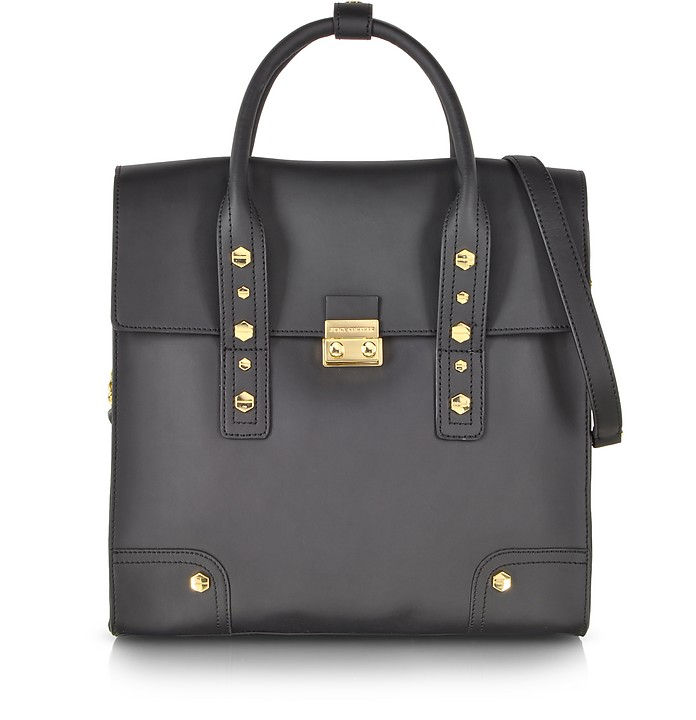 Brentwood Leather Satchel - Juicy Couture