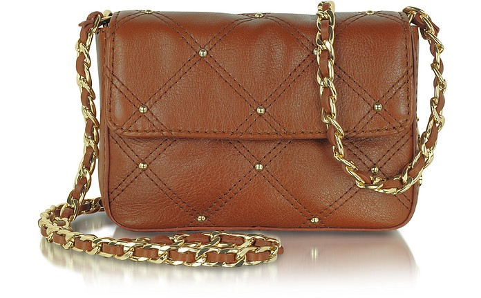 Frankie - Quilted Leather Crossbody - Juicy Couture
