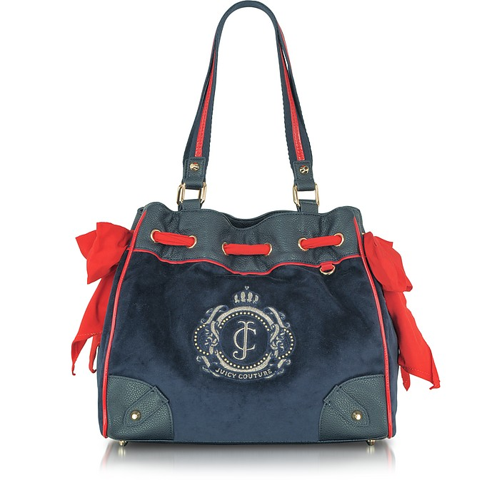 Sailor Girl Iconic Velour Daydreamer - Juicy Couture