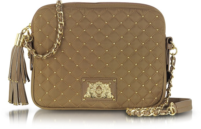 Quilted Nylon Tech Crossbody - Juicy Couture