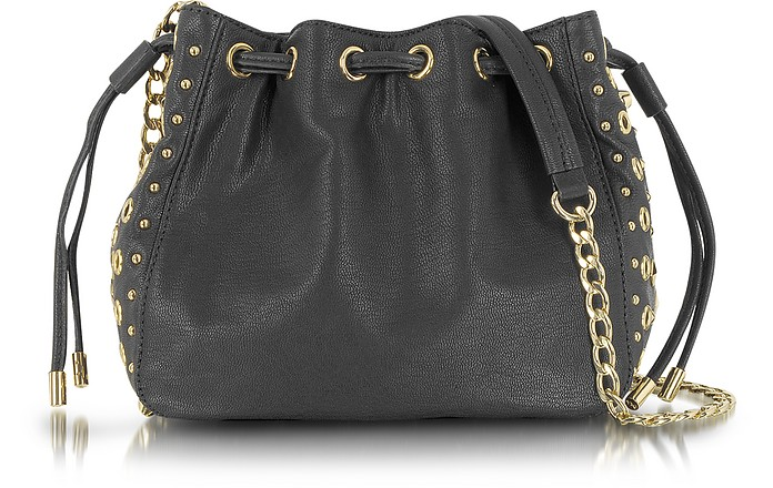 Julie Studded Leather Crossbody - Juicy Couture