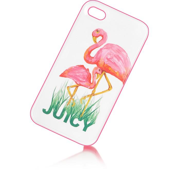Flamingo iPhone 4/4S Case  - Juicy Couture