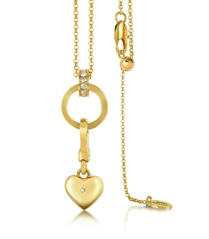 Charm Catcher Necklace - Juicy Couture