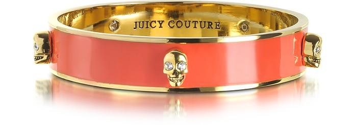 Skinny Enamel Bangle - Juicy Couture