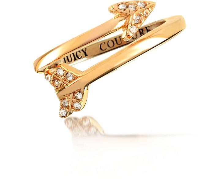 Pave Arrow Ring - Juicy Couture