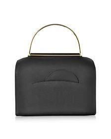 Bag NO. 1 Bauletto in Pelle Nera - Roksanda