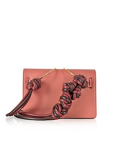 Orchid Leather Dia Shoulder Bag  - Roksanda