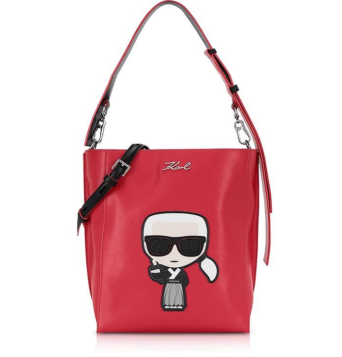K/Tokyo Small Hobo Bag - Karl Lagerfeld