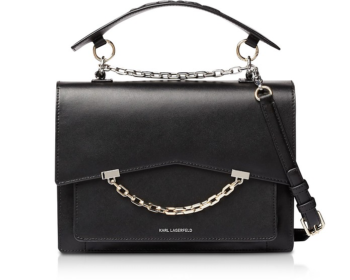 K/Karl Seven Medium Shoulder Bag - Karl Lagerfeld