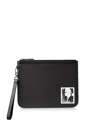 Karl Legend Luxury Clutch - Karl Lagerfeld