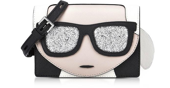 Karl Lagerfeld Kikonik Mini Crossbody Bag At Forzieri Uk