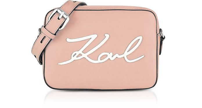 K/Signature Camera Bag - Karl Lagerfeld