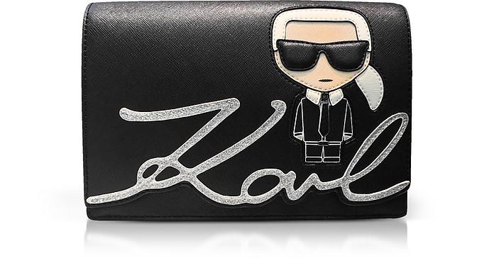 K/Ikonik Shoulder Bag Karl Lagerfeld gaFS0AZwrO