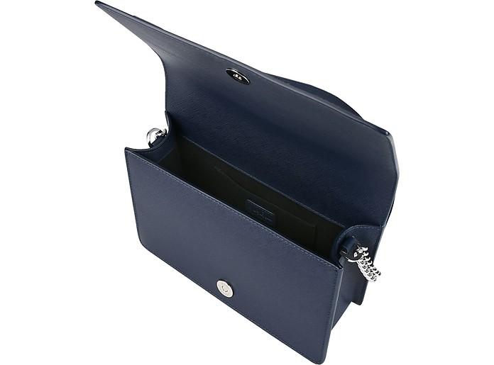 Midnight Blue NYC Shoulder Bag Karl Lagerfeld L7iorg1