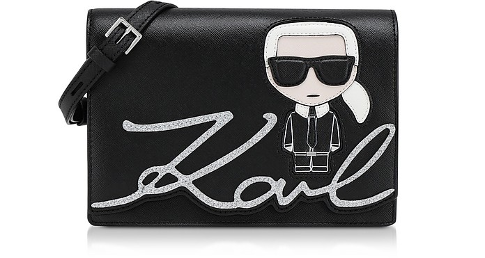 K/Ikonik Shoulder Bag - Karl Lagerfeld