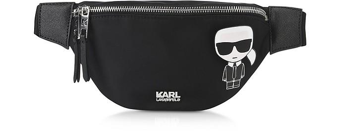 K/Ikonic Nylon Belt bag - Karl Lagerfeld / カール ラガーフェルド