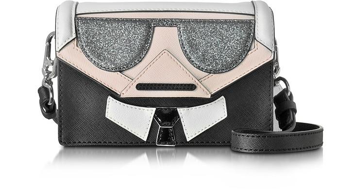 K/Kocktail Karl Crossbody Bag w/Glitter - Karl Lagerfeld