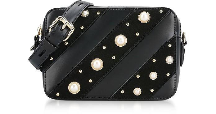 Karl Lagerfeld Sac crossbody k/ikonik pearls luYnEcb3n
