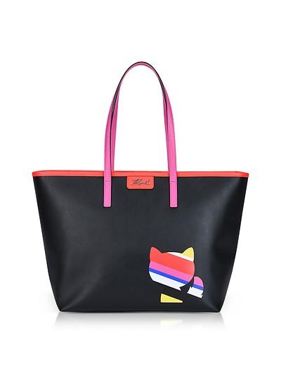 K/Stripes Fun Shopper - Karl Lagerfeld