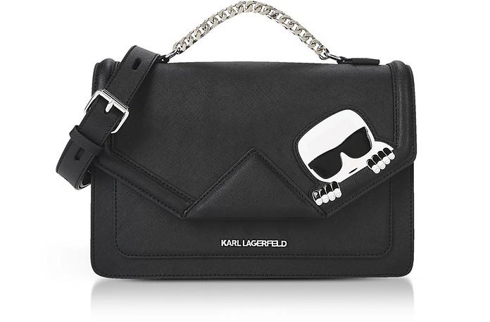 K/Ikonik Kklassik Shoulder Bag - Karl Lagerfeld