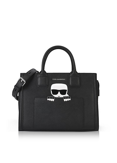 K/Ikonik Klassik Tote - Karl Lagerfeld