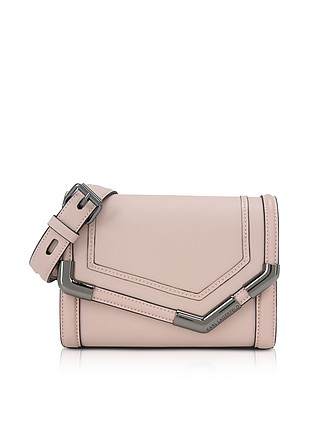 500d1cf495fd6 K Rocky Saffiano Small Shoulder Bag - Karl Lagerfeld