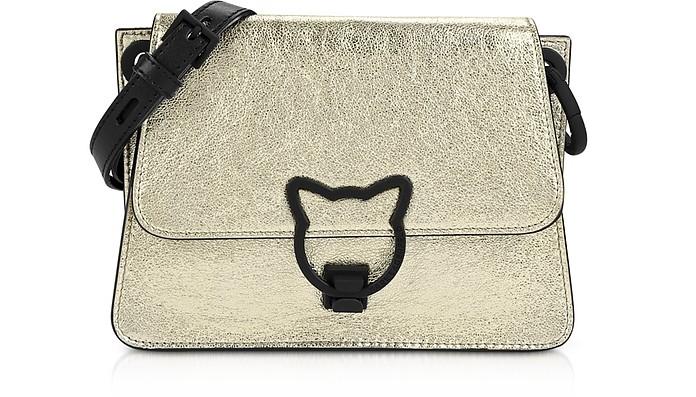 K/Katlock Metallic Crossbody Bag - Karl Lagerfeld / カール ラガーフェルド