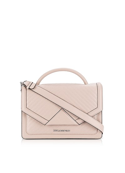 K/Klassik Quilted Shoulder Bag - Karl Lagerfeld