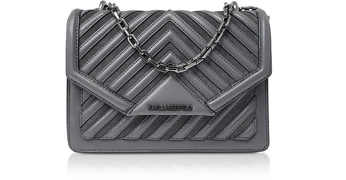 Karl Lagerfeld Crossbody K/Klassik Quilted Small Crossbody Bag