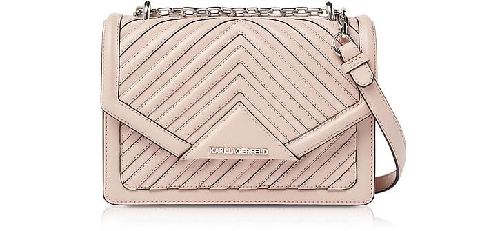 K/Klassik Quilted Small Crossbody Bag - Karl Lagerfeld / カール ラガーフェルド