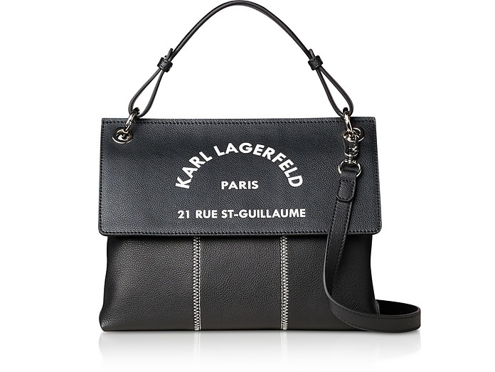 Rue St. Guillaume Top Handle Bag - Karl Lagerfeld
