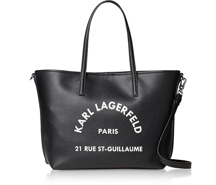 Rue St. Guillaume Tote Bag - Karl Lagerfeld