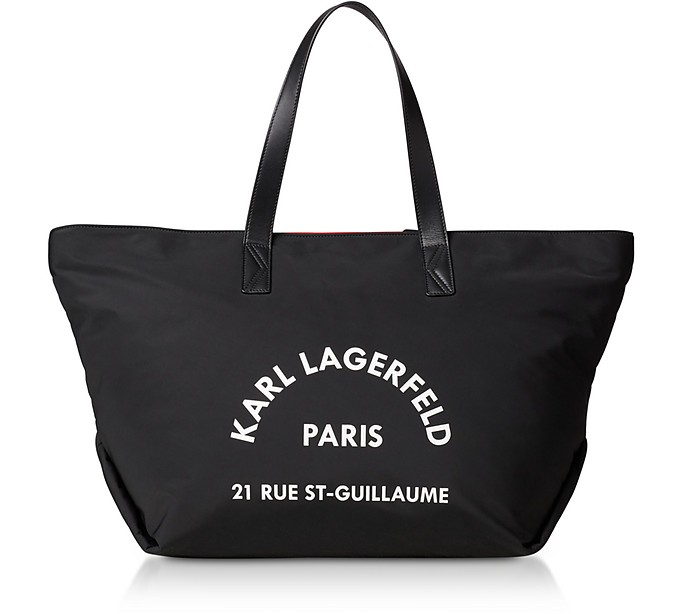 Rue St. Guillaume Big Tote - Karl Lagerfeld