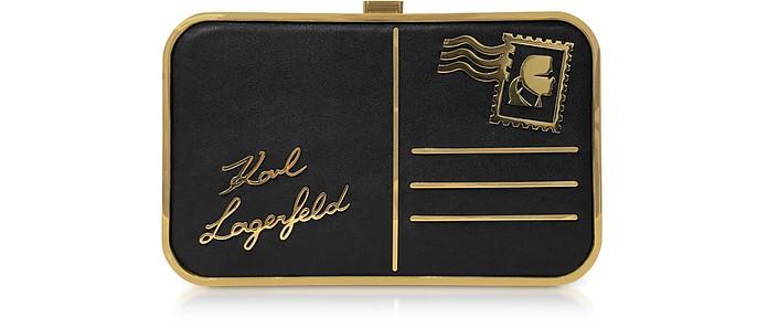 K/Postcard Minaudière Bag - Karl Lagerfeld