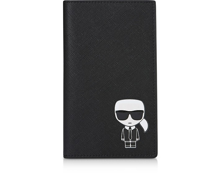 K/Ikonik Travel Wallet - Karl Lagerfeld