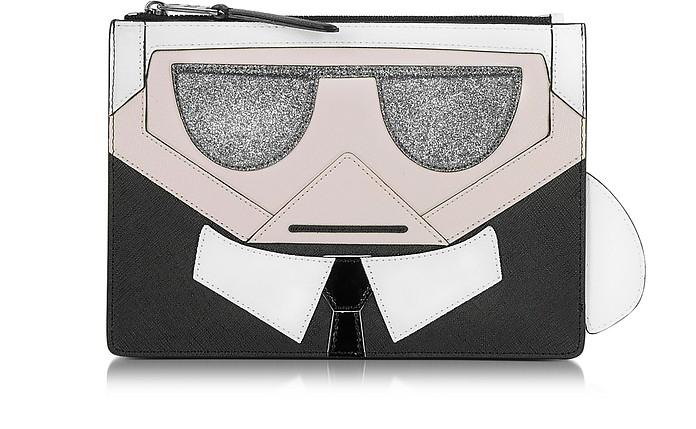 K/Kocktail Karl Pouch w/Glitter - Karl Lagerfeld