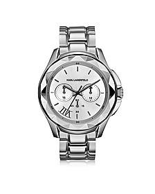 Icon Stainless Steel Unisex Watch - Karl Lagerfeld