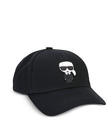 K/Ikonik Unisex Baseball Cap - Karl Lagerfeld