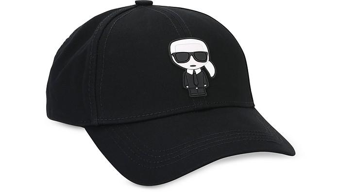 K/Ikonic Black Cap - Karl Lagerfeld