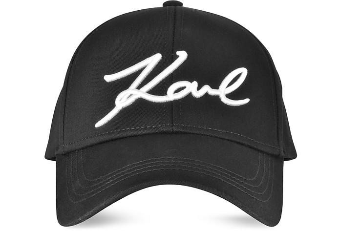 K/Signature Cap - Karl Lagerfeld